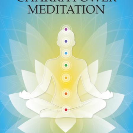 Chakra Power meditatie card